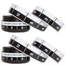 RackTape SPN-RACKTAPE-2PK Magnetic Equipment Rack Space Measuring Tape 2-Pack