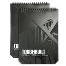 ToughBuilt Large Grid Notebooks 2-pack