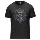 Tech Tool Supply TTS-GH-BLK-TB Gearhead T-Shirt - Soft Tri-Blend S-3XL Vintage Black