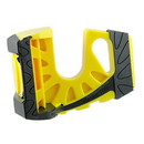 Wedge-It Ultimate Door Stop - Bright Yellow, WEDGE-IT-BY