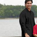 Inner Harbor 7015 Meridian Pique Long Sleeve Sportshirt