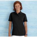Gildan 94800L DryBlend Missy Fit Piqué Sport Shirt