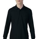 Gildan 72900 Dryblend Adult Double Pique Long Sleeve Sport Shirt