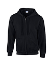 Gildan 12600  Ultra Blend Adult Full Zip Hooded Sweatshirt