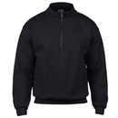 Gildan 18800 Heavy Blend Vintage Classic Adult 1/4 Zip Cadet Collar Sweatshirt