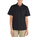 Dickies Occupational FS136 Women's Short Sleeve Stretch Poplin Shirt