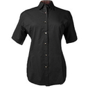 Sierra Pacific 5281 Ladies Short Sleeve  Twill Shirt