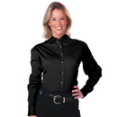 Sierra Pacific 5201 Ladies Long Sleeve Washed Twill