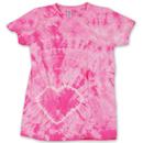 Dyenomite 150HT Heart Tie Dye Adult