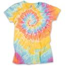 Dyenomite 150MS Spiral Jr. Tie Dye T-Shirt