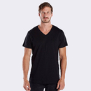 US Blanks US2200 Men's Short Sleeve V-Neck