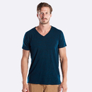 US Blanks US2228 Men's Short Sleeve Tri-Blend V-neck