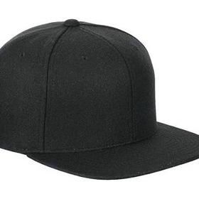 Opentip.com  Yupoong 6689 Melton Wool Snapback Cap efa936c4577c