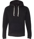 J. America 8871 Tri-blend Pullover Fleece Hood