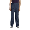 Dickies Occupational KP3318 Girls Stretch Pant (Classic Fit, Straight Leg: Sizes 4-6X)