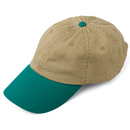 Adams Caps Headwear LP102 Optimum Khaki Crown