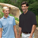 24/7 Lifestyle 350 Men's Soft Touch Polo