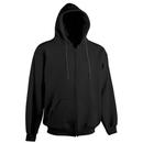 Bayside 900 Hooded Zip Sweatshirt