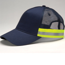 Adams Caps Headwear TR102 Trucker Reflective Cap
