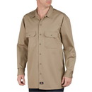 Dickies Occupational 549 Long Sleeve Heavyweight Cotton Work Shirt
