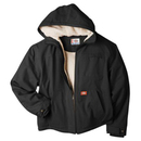 Dickies Occupational TJ350 Sanded Duck Sherpa Lined Hooded Jacket(Light Duty Duck)