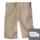 Dickies Occupational KR123 Boys Flexwaist® Flat Front Short (Sizes 8-20)
