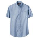 Dickies Occupational KS920 Boys Short Sleeve Oxford Shirt