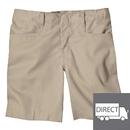 Dickies Occupational KR511 Girls Classic Short (Regular: Sizes 7-20)