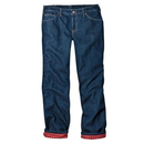 Dickies Occupational S430DI Women's Flannel Lined Jean (Regular)