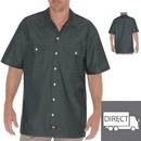 Dickies Occupational WS509 Short Sleeve Chambray Shirt