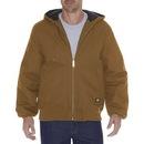 Dickies Occupational TJ718 Rigid Duck Hooded Jacket (Medium Duty Duck)