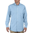 Dickies Occupational T029DI Men's Tall Long Sleeve Oxford Shirt