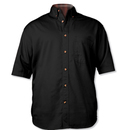 Sierra Pacific 6201 Tall Short Sleeve Washed Twill Shirt