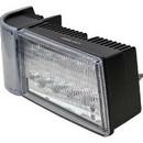 K&M 2613 Case IH MX Series Maxxum LED Right-Hand Wraparound Hood Light