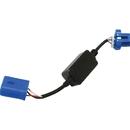 K&M 2741 KM LED 9007 Bulb Headlight CANbus Warning Canceler Adapter