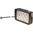 K&M 2762 Case IH Magnum-MX/New Holland T-TG Series LED Windshield Light - Side Mount
