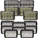 K&M 2782 Complete Case IH 2144-2588 Combine LED Light Kit