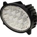 K&M 2804 Case IH 5088-9230 Combine/John Deere 8020-9030(T) LED Oval Cab/Hood Light - Hi/Lo