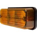K&M 3108 Case IH/FNH/IH/Versatile LED Flashing Amber Cab Light