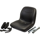 K&M 125 Uni Pro Bucket Seat with Slides & Arms