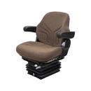 K&M 6809 John Deere 8640-8650 4WD Series KM 402 Seat & Air Suspension with Original Hydraulic Suspension
