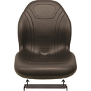 K&M John Deere 129 Uni Pro Bucket Seat with Hinge Bracket