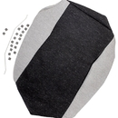 K&M 8486 KM 500/501 Seat Cushion Cover Kit
