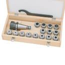 BISON 1713103 MT-3 / ER-32 Set, Range:.080 - .748