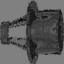 BISON 7105010 NST50 Shank / R8 Hole / 1 - 8 Drawbar Thread