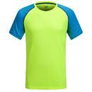 TopTie Men's Raglan Baseball Jersey, Running T Shirt Top
