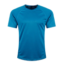 TopTie Men's Running Short Sleeve Athletic Top, Fitted Short Sleeve Crew