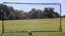 Trigon Sports SR612 Soccer Rebounder Net and Frame Kit 6'x12'