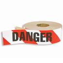 Seton 06329 Adhesive Backed Barrier Tape  - Danger