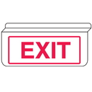 Seton 13931 Exit Signs - Drop Ceiling Double-Sided Signs